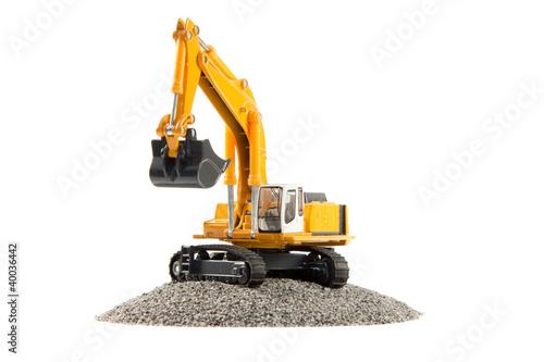 toy heavy excavator - 40036442