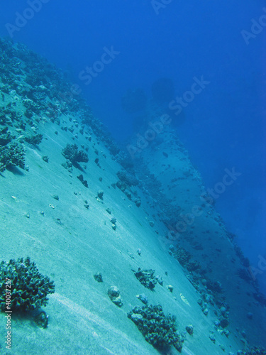 Relitto in Mar Rosso - Shipwreck, Red Sea