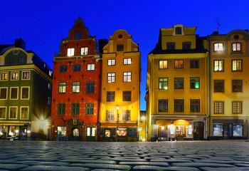 Stortorget in Gamla stan, Stockholm