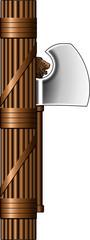Italian symbol of the fasces
