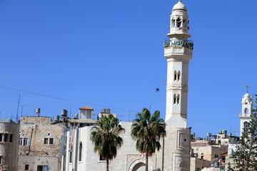 Israel Bethlehem Village Manger Square