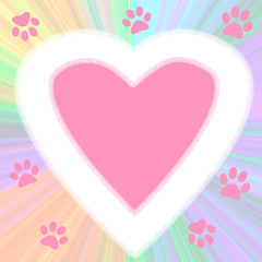 puppy love poater