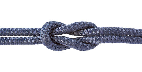 Reef knot isolated