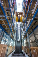 Industry Storehouse Forklift