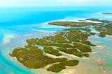 Fototapety Florida Keys Aerial View