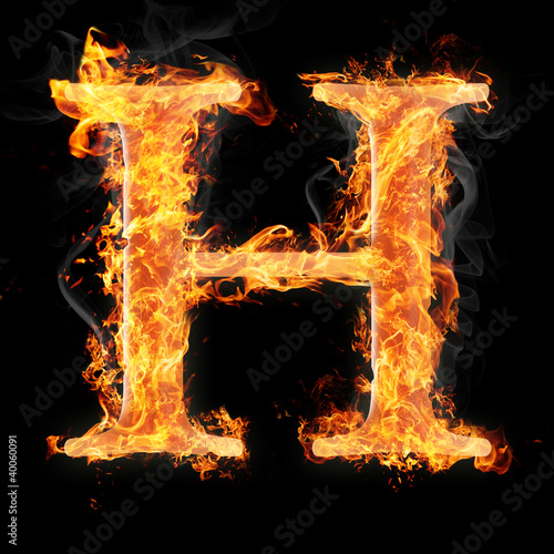 H Letter In Fire Read our collection of fabulous quotes by famous authors  on Quotesfabcom