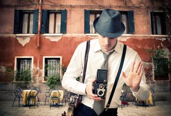 photographer - fotografo