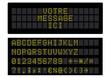 Panneau d'information digital - 40061010