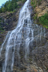 Fallbach Waterfall Austria