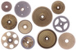Set of cog-wheels