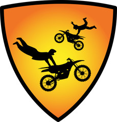Crazy Motocross