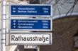 Touristenwegweiser Berlin