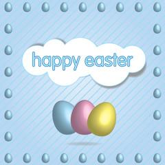 happy easter blue en