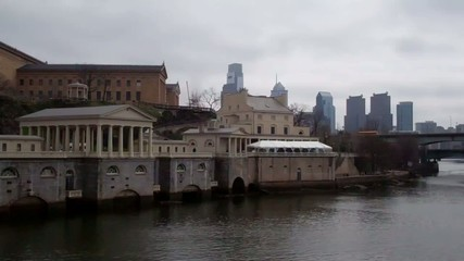 Philadelphia water works