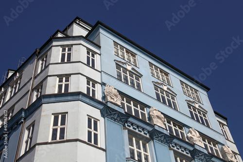 Mehrfamilienhaus im Jugendstil