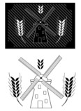 wheat graphic
