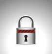 vector lock icon