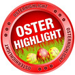 Button Osterhighlight Ostereier rot