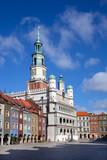 Domy i Ratusz na Starym Rynku, Poznań