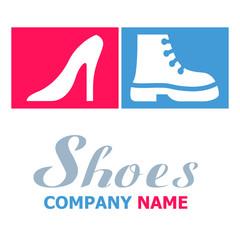 Schuhe - Firmenzeichen