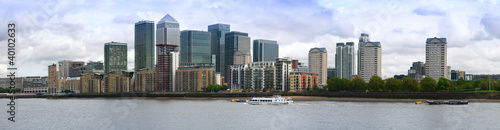 London City, centre of global finance