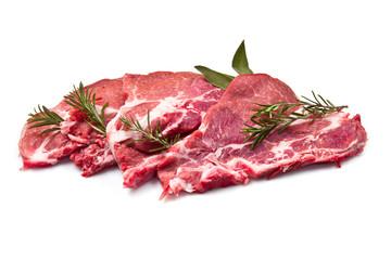braciole di maiale