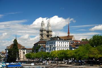 Grössmunster, Zurich