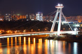 nový most v bratislavě - slovensko