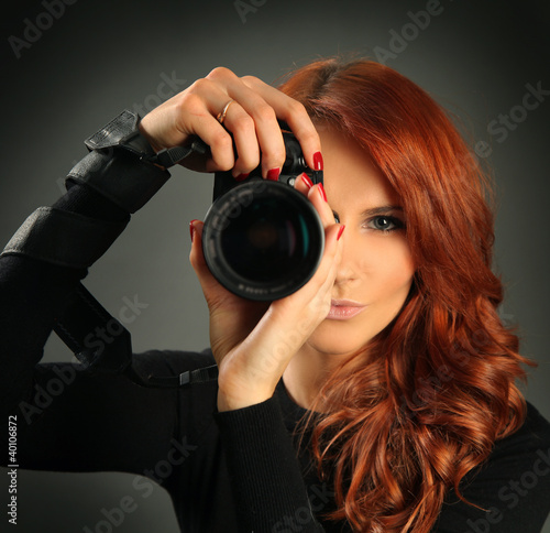photograph and model