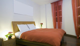 boutique hotel room La Candelaria Bogota Colombia South America