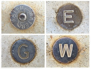 Roadside Utility Buttons