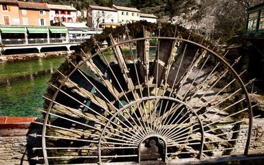 roue à aube