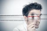 Fototapeta badanie - internet - Inne