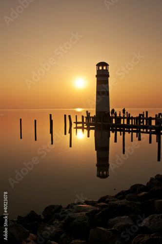 Fototapeta Leuchtturm