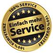 Einfach mehr Service - Qualität - Kompetenz - 100%