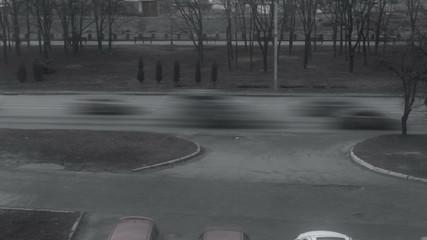 Kharkov street timelapse