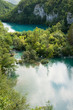 Lower Canyon of Plitvice Lakes National Park, Croatia