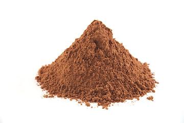Santé - Argile rouge en poudre
