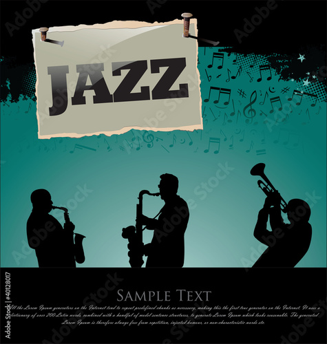 Jazz background