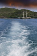Ship in the Whitsundays
