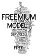 "Word Cloud ""Freemium"""