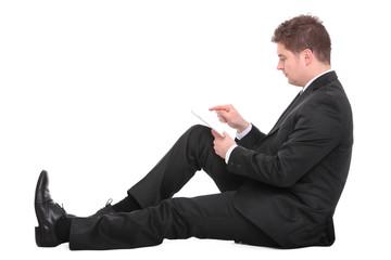 Modern businessman