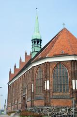 Szczecin - Parafia polskokatolicka św. Apostołów Piotra i Pawła