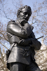 Gordon of Khartoum Statue, Westminster