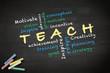Teach concept