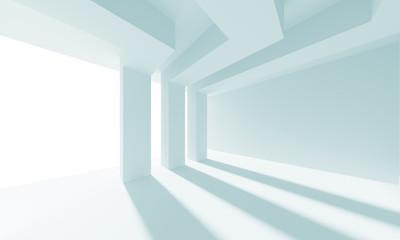 Abstract Doorway Background