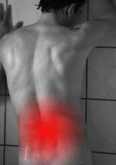 douleur dorsale....