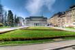Belgrade parlament