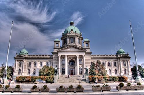 Serbian parlament