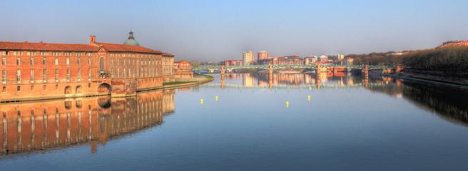 Toulouse 31, La Garonne